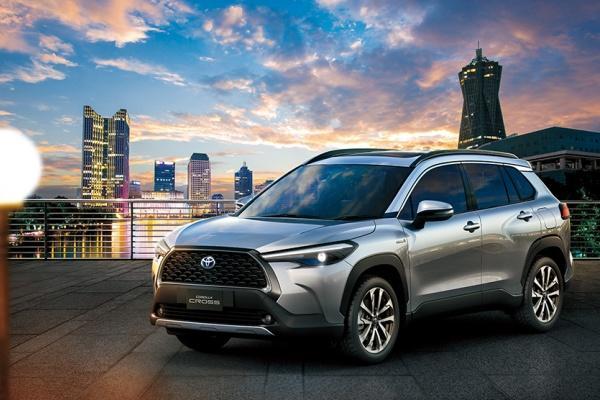 Toyota 跨界 Corolla Cross 正式發表,台灣預計今年跟進!