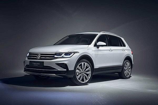 鎖定RAV4 PHV,VW首款Tiguan新油電休旅資訊揭露