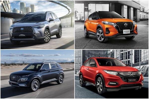 Corolla Cross 與 Venue 導入 國產跨界 SUV 預約年底大戰!