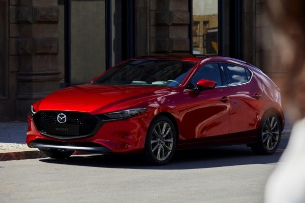 新增入門車型就有全速域定速!新年式 Mazda 3 正式發表