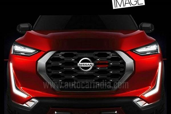 比 Kicks 還小的跨界新作 Nissan 全新 SUV 準備登場!