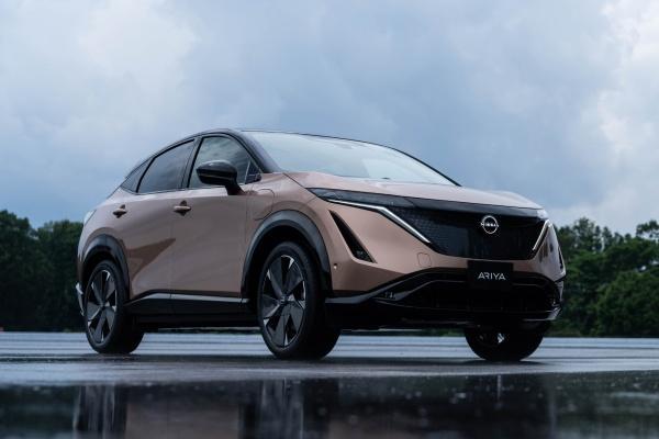 Nissan 全新休旅 Ariya 正式發表,最大續航突破 600 公里!