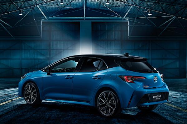 改與日本使用同一車名!Toyota Auris 台灣更名 Corolla Sport 上市
