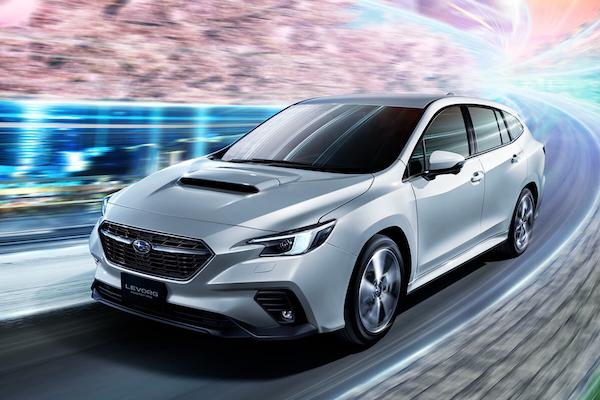 Subaru 高人氣旅行車上市倒數!Levorg 大改款專屬網頁提早上線