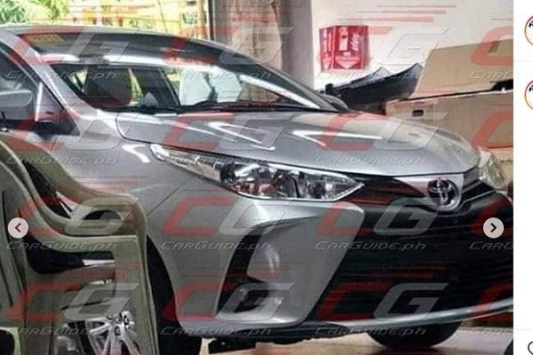 準備二度小改,新 Toyota Vios 實車照曝光!
