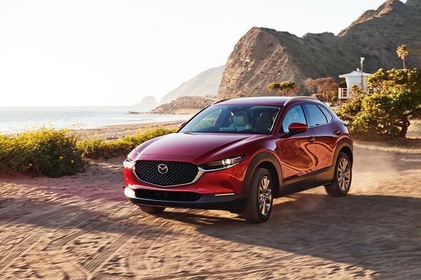 強化科技便利性,美規 Mazda CX-30 發表!