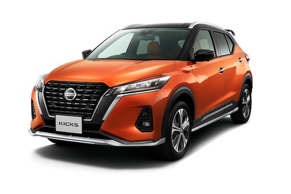 海歸派就是強?Nissan Kicks 日本上市 3 週銷售破 9000 台
