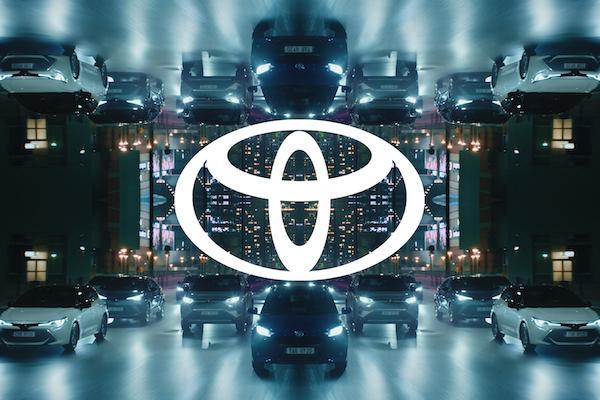 準備從汽車公司轉型!Toyota 公布全新品牌識別廠徽