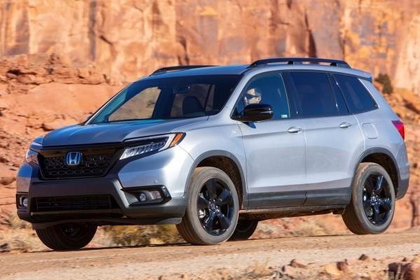 Honda 新商標曝光 有望出現全新越野 SUV!