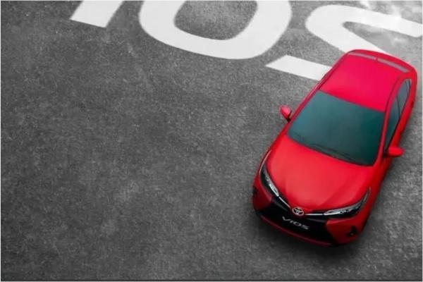 台灣市場參考版本,Toyota 二度小改 Vios 正式亮相!