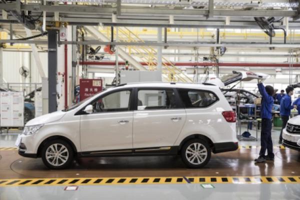 中國上半年高達 320 萬輛汽車召回!德國車佔比最高