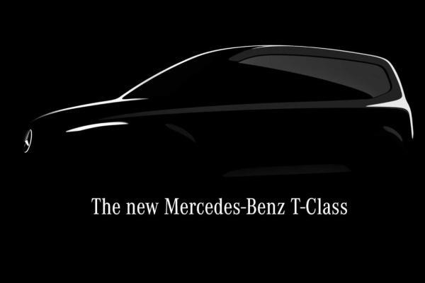 鎖定家庭客戶 M.Benz 無預警預告神秘 MPV 車款!