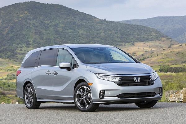 台灣要的日規再等等,美規小改款 Honda Odyssey 登場!