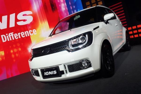 沒車可賣得暫停銷售!Suzuki Ignis 小車從台灣官網下架
