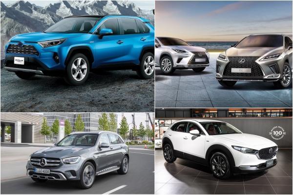 Lexus 連 3 個月豪華品牌冠軍!7 月台灣新車銷售創今年新高