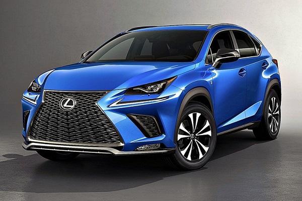沒有渦輪了!台灣新年式 Lexus NX 上市時程、車型編成流出