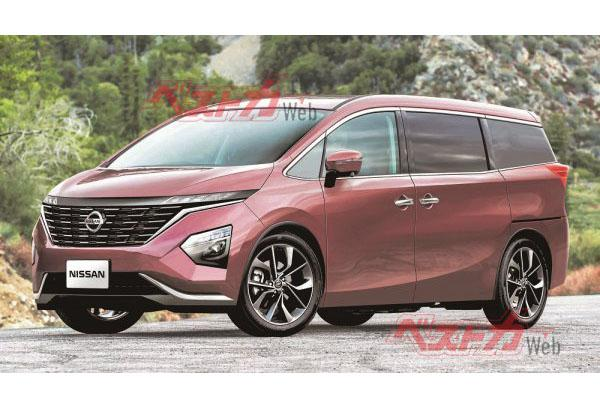 較勁 Toyota Alphard,Nissan Elgrand 7 人 MPV 將推大改款!