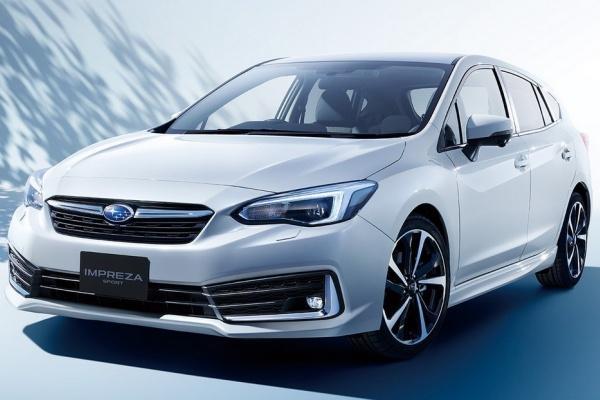 底盤、懸吊都強化!Subaru Impreza 新車型 10 月問世