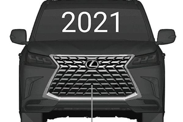 下一代 NX 雛型?Lexus 改款休旅專利圖流出!