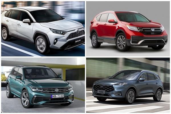 全球上半季品牌總銷量戰況出爐:豐田市佔亮眼、Honda 擠下 Ford 拿第三!