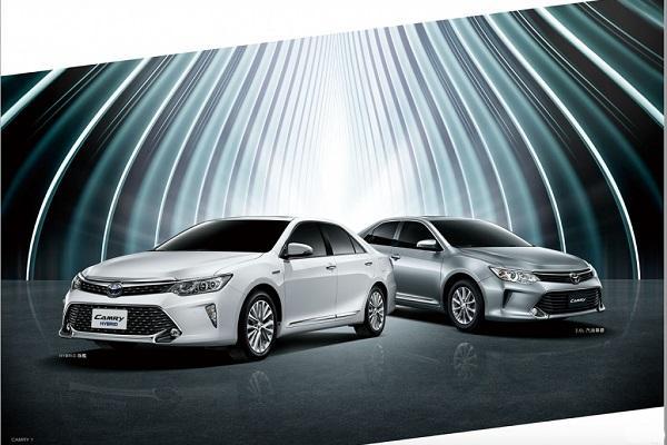 國產中大型房車滅亡,Toyota Camry 2.0 汽油款停產!