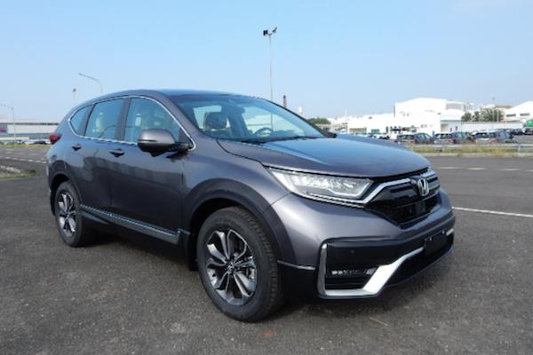 Honda CR-V 小改款新增配備資訊,全車系都有 Honda Sensing!