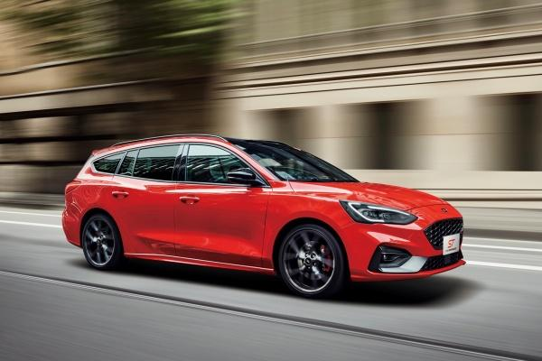 首批已到港,台灣新一代 Ford Focus ST Wagon 正式上市!
