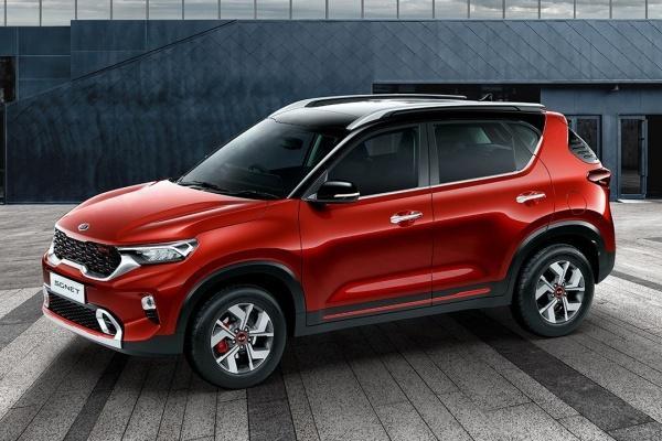 新的全球戰略 SUV 發表!Kia Sonet 內裝鋪陳有股賓士風