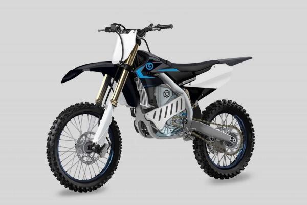 Yamaha 開發換電式越野機車 YZ250F!媲美 250 等級動力