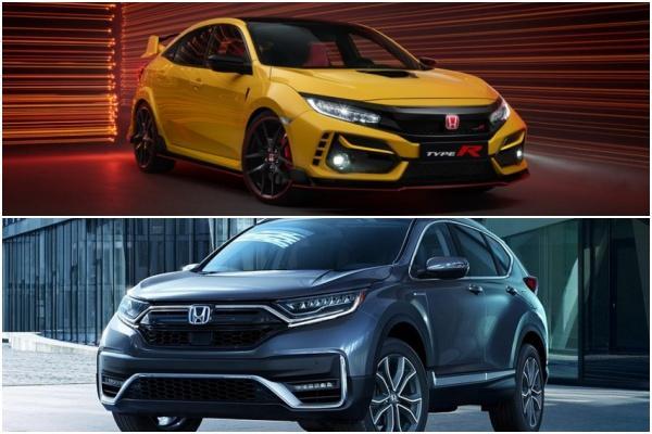 Honda 台灣將導入重量級新車?性能鋼砲與油電休旅都評估中!