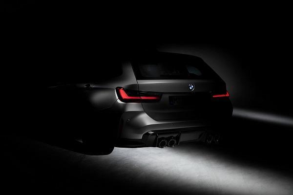 原廠釋出預告照!BMW  M3 Touring 傳言成真
