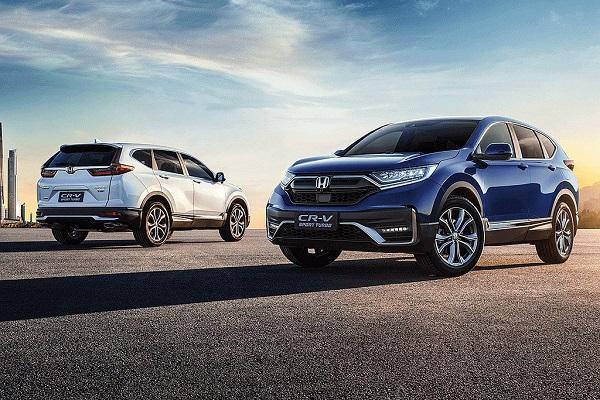 完整配備全揭露,台灣小改款 Honda CR-V 預計 9 月登場!