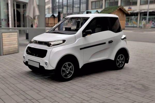 20 萬台幣有找!新創公司發表電動車,續航力最高破 500 公里