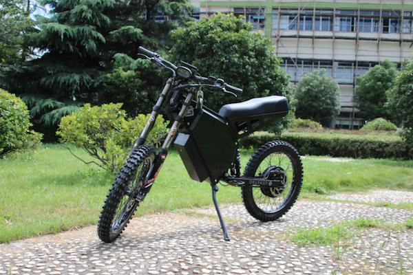 極速上看時速 80!新款越野電動單車續航力破 250 公里