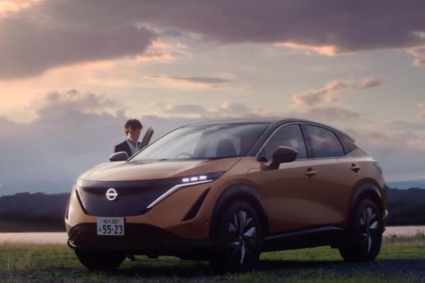 Nissan 換新廠徽重塑品牌形象,木村拓哉成最新代言人!(內有影片)