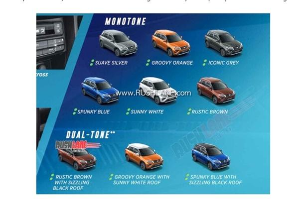 外觀、內裝真面目全曝光,Toyota 全新跨界 SUV 離登場不遠了!