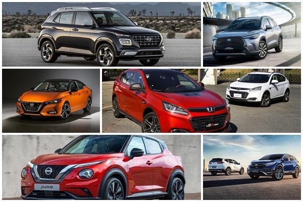 下半年多款國民新車大閱兵:Corolla Cross、CR-V、Sentra、U6 準備上陣!