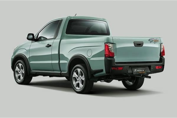 將 Toyota Hilux 與 Ford Ranger 當作對手?Zinger 皮卡車最新資訊流出