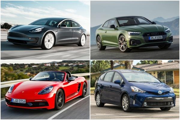 從 20 歲到 95 歲,四個世代車主最滿意新車 TOP10 出爐!