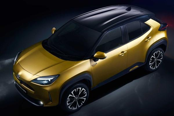 Lexus 有望推 Yaris Cross 高級版小 SUV,全新商標 LBX 曝光!