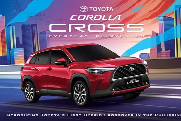 台灣發表日定案,Toyota Corolla Cross 準備上陣!