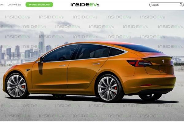 專攻平價市場,傳 Tesla 將推出入門款掀背車!