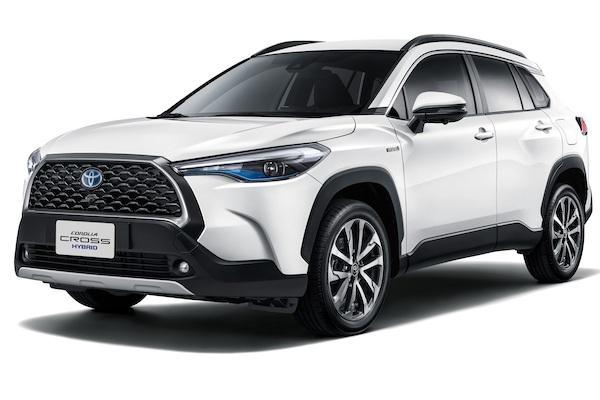 擺明要吸走 HR-V 與 Kicks 客群!Toyota 公布 Corolla Cross 預接單價格
