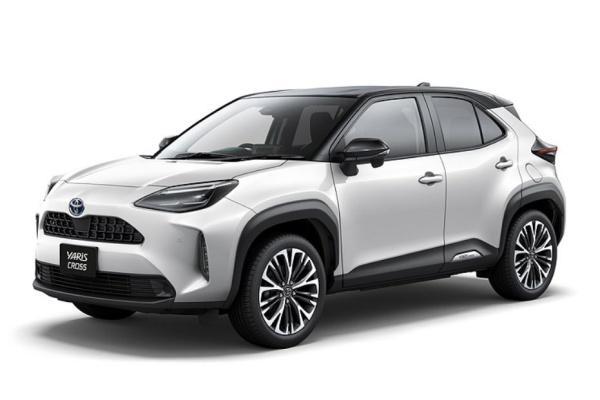 入門款不到台幣 50 萬!Toyota Yaris Cross 日本開賣掀話題