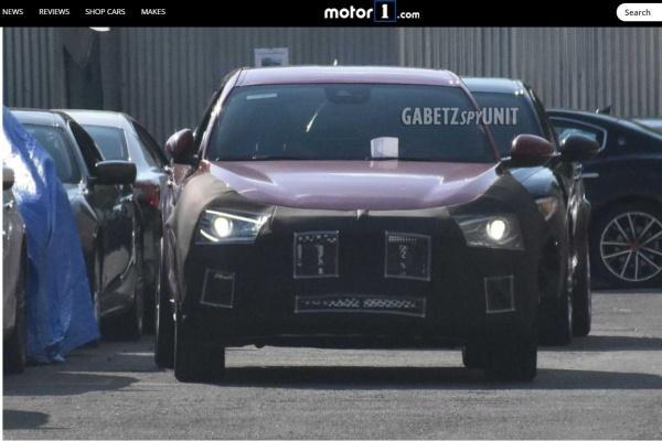 搭載三叉戟標誌的第 2 款 SUV 終於現身,定位在 Levante 之下!