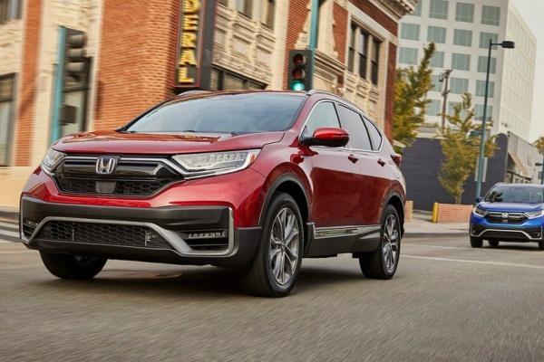 《消費者報告》實測最省油 SUV 名單,Honda CR-V 直衝第 3 名!