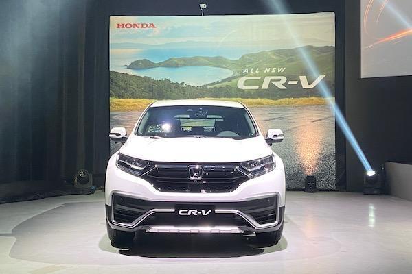不再給 Kuga 有搶國產休旅冠軍的機會?Honda CR-V 小改款售價正式公佈