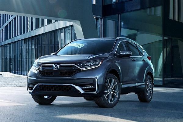 對決 RAV4 PHEV,Honda CR-V 將推出全新油電動力!