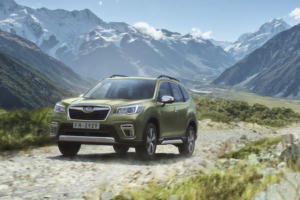 調漲金額達 7 萬元!Subaru 公布 Forester 與 XV 新年式新增配備一次看