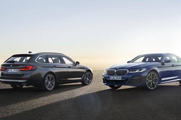 預售價、配備編成提前曝光,台灣 BMW 小改款 5 Series 資訊搶先看!